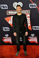 Ryan Seacrest at the 2017 iHeartRadio Music Awards at The Forum, Los Angeles, USA 05 March  2017<br /> Picture: Paul Smith/Featureflash/SilverHub 0208 004 5359 sales@silverhubmedia.com