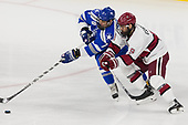 Matt Koch (AFA - 7), Luke Esposito (Harvard - 9) - The Harvard University Crimson defeated the Air Force Academy Falcons 3-2 in the NCAA East Regional final on Saturday, March 25, 2017, at the Dunkin' Donuts Center in Providence, Rhode Island.