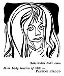 Lady Godiva Rides Again : Pauline Stroud..