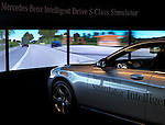Mercedes-Benz Intelligent Drive S-Class Simulator