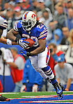 21 September 2008: Buffalo Bills' running back Marshawn Lynch in action during the third quarter against the Oakland Raiders at Ralph Wilson Stadium in Orchard Park, NY. The Bills defeated the Raiders 24-23 to mark their first 3-0 start of the season since 1992...Mandatory Photo Credit: Ed Wolfstein Photo