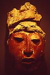 Monumental Head from the Maya Lowlands of Guatemala, Rockefeller Center for Latin American Art, San Antonio, Texas