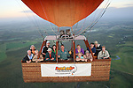 20110124 JANUARY 24 Cairns Hot Air Ballooning