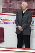 Jerry York (BC - Head Coach) - The Boston College Eagles defeated the visiting Dartmouth College Big Green 6-3 (EN) on Saturday, November 24, 2012, at Kelley Rink in Conte Forum in Chestnut Hill, Massachusetts.