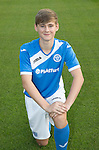 St Johnstone Academy Under 17&rsquo;s&hellip;2016-17<br />Kyle Woolley<br />Picture by Graeme Hart.<br />Copyright Perthshire Picture Agency<br />Tel: 01738 623350  Mobile: 07990 594431