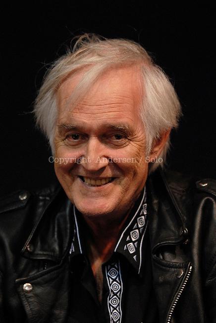 Henning Mankell, Swedish Writer in 2011.