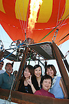 20101115 Nov 15 Gold Coast Hot Air Ballooning