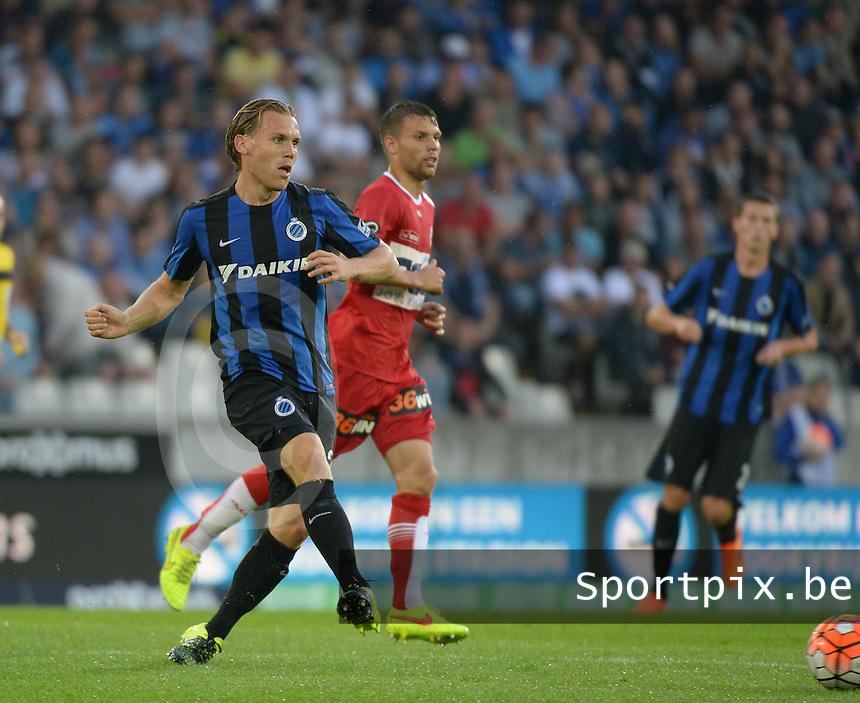Club Brugge - KV Kortrijk : Ruud Vormer <br /> Foto VDB / Bart Vandenbroucke