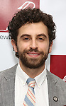 Brandon Uranowitz attends The New Dramatists' 68th Annual Spring Luncheon at the Marriott Marquis on May 16, 2017 in New York City.