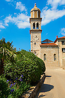 St Francis Church [ crkva Sv. Frane ]. Cres Town, Cres Island, Croatia