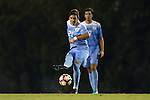 16 September 2016: North Carolina's Warren Marshall. The University of North Carolina Tar Heels hosted the University of Pittsburgh Panthers in Chapel Hill, North Carolina in a 2016 NCAA Division I Men's Soccer match. UNC won the game 1-0.