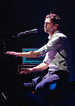 Keane performing at ACL Live at the Moody Theater,  Austin, Texas, January 17, 2013. Keane are an English alternative rock band from Battle, East Sussex, formed in 1997. The group currently comprises Tim Rice-Oxley (piano, synthesisers, backing vocals), Richard Hughes (drums, percussion, backing vocals), Jesse Quin (bass guitar, electric guitar, backing vocals) and Tom Chaplin (lead vocals, acoustic guitar).