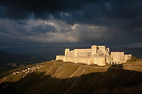 Krak des Chevaliers, Syria