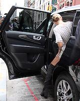 NEW YORK, NY-September 05: Gigi Hadid Sighting in New York. NY September 05, 2016. Credit:RW/MediaPunch