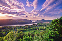 Hudson River, Hudson Highlands, Garrison, NY, 1985 Archival pigment print  27x40 edition of 12 framed  $2200, print $1300