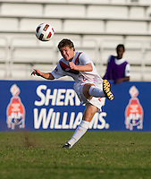 Samuel Piette. Canada played Panama during the CONCACAF Men's Under 17 Championship at Catherine Hall Stadium in Montego Bay, Jamaica.