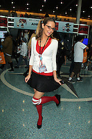 Jessica Kinni<br /> at Anime Expo 2014 Day 2, Los Angeles Convention Center, Los Angeles, CA 07-04-14<br /> David Edwards/DailyCeleb.com 818-249-4998