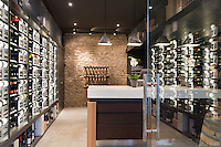 Oeno Wines, Cirencester designed by Millar Howard Workshop