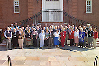 Yale Divinity School Convocation & Reunions - Class of 1952  with partners