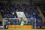 St Johnstone v Hamilton Accies&hellip;28.01.17     SPFL    McDiarmid Park<br />Kids and families in the Omrond Stand<br />Picture by Graeme Hart.<br />Copyright Perthshire Picture Agency<br />Tel: 01738 623350  Mobile: 07990 594431