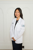 Lillian Chang. Class of 2017 White Coat Ceremony.