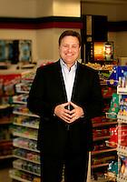 Joseph DePinto, CEO, 7-11. Dallas, TX<br /> Photo by Chris Covatta