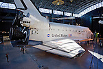 Space Shuttle Discovery, Air & Space Museum - Steven F. Udvar-Hazy Center