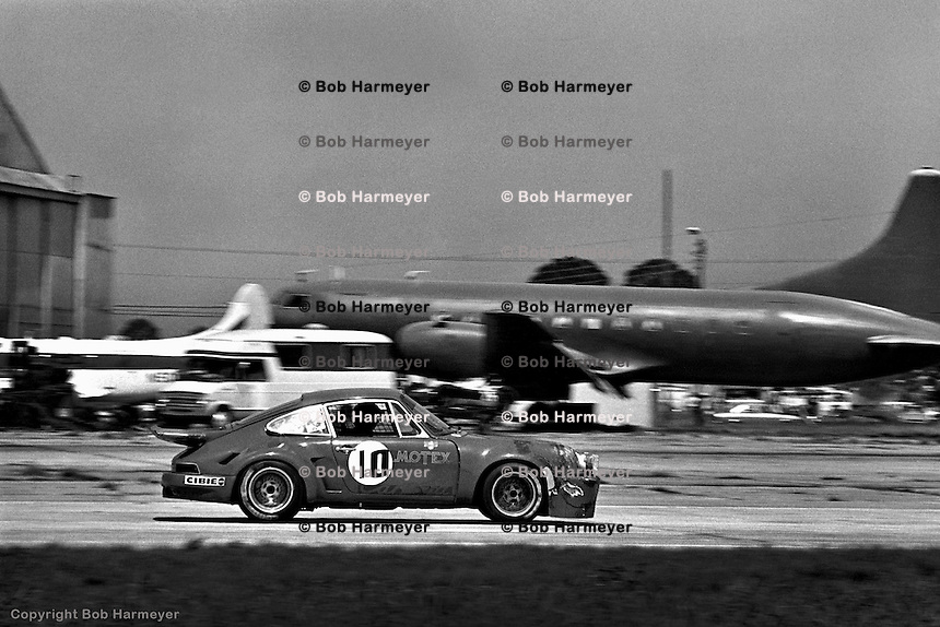 The Porsche Carrera of Hans Berner and Willy Goebbels completed just 148 laps in 1977 and was classified 31st at the finish.