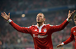 Fussball 1.Bundesliga 2009/2010, FC Bayern Muenchen - 1899 Hoffenheim
