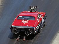 Jun 18, 2016; Bristol, TN, USA; NHRA pro mod driver Doug Winters during qualifying for the Thunder Valley Nationals at Bristol Dragway. Mandatory Credit: Mark J. Rebilas-USA TODAY Sports