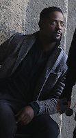 NEW YORK, NY November 04:Blair Underwood shooting on location for ABC series Quantico in Queen New York .November 04, 2016. Credit:RW/MediaPunch