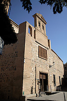 Synagogue Transito and Sefardi Museum, Toledo, Spain