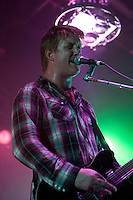 Queens of the Stone Age performing at The Palace, Melbourne, 1 April 2008
