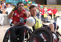 Rugby en silla de ruedas, suramericano, MAXIMUS SURAMERICA 27-11-2013