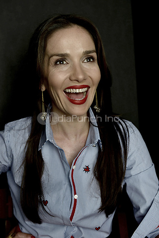 MIAMI BEACH, FL - MARCH 05: Actress Natalia Oreiro from the film ' I'm Gilda í poses for a portrait in the Vallerymag.com Portrait Studio during the 2017 Miami Dade Collegeís 34th Miami Film Festival portrait at The Standard Hotel on March 5, 2017 in Miami Beach, Florida. Credit: MPI10 / MediaPunch