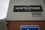 St Mirren 4 The New Saints 1, 19/02/2017. Paisley 2021 Stadium, Scottish Challenge Cup. The North Stand of the Paisley2021 Stadium, pictured before Scottish Championship side St Mirren played Welsh champions The New Saints in the semi-final of the Scottish Challenge Cup for the right to meet Dundee United in the final. The competition was expanded for the 2016-17 season to include four clubs from Wales and Northern Ireland as well as Scottish Premier under-20 teams. Despite trailing at half-time, St Mirren won the match 4-1 watched by a crowd of 2044, including 75 away fans. Photo by Colin McPherson.