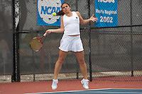 SAN ANTONIO, TX - FEBRUARY 10, 2007: The University of Texas-Pan American Broncos vs. The University of Texas at San Antonio Roadrunners Women's Tennis at the UTSA Tennis Center. (Photo by Jeff Huehn)