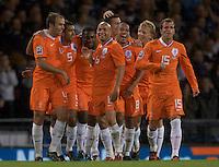 09/09/09 Scotland v Holland