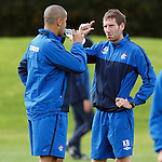 200910 Rangers training