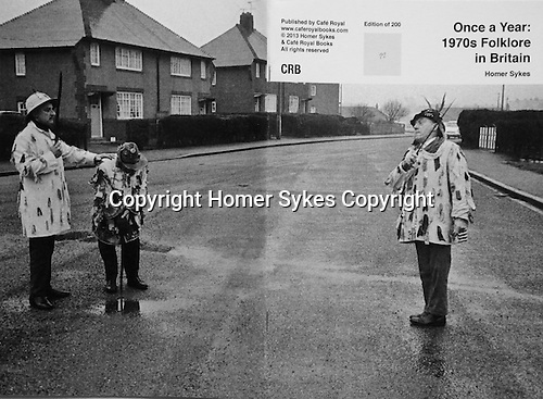 Once a Year: 1970s Folklore in Britain.<br />