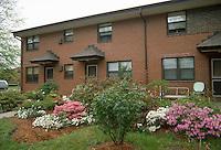 1988 April ..Assisted Housing..Young Terrace...CAPTION...NEG#.NRHA#..