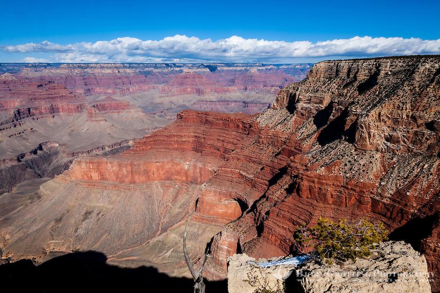 Grand Canyon (AZ) United States  city photos gallery : United States, Arizona, Grand Canyon. Winter at the South Rim. | Bjorn ...