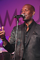 JUN 25 Tyrese performs songs from his upcoming Black Rose album at Samsung's Galaxy Life event