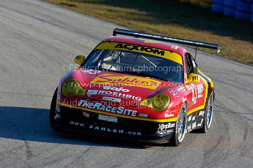 #43 Porsche class: Grand Touring (GT)