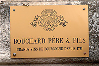 bouchard p & f beaune cote de beaune burgundy france