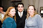 Diane Ficalora, Joe Lara, Marketing Director & VP of Festival, Victoria Myers