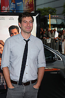 "LOS ANGELES - JUN 15:  Mark Duplass arrives at the ""People LIke Us"" LAFF Premiere at Regal Cinemas at LA Live on June 15, 2012 in Los Angeles, CA"