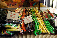 Licorice in a shop window. Venice, Italy. October 2010. Images are available for editorial licensing, either directly or through Gallery Stock. Some images are available for commercial licensing. Please contact lisa@lisacorsonphotography.com for more information.