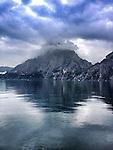 Lake Traunsee, Gmunden, Austria.
