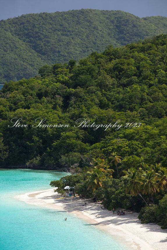 Trunk Bay<br /> Virgin Islands National Park<br /> St. John<br /> U.S. Virgin Islands